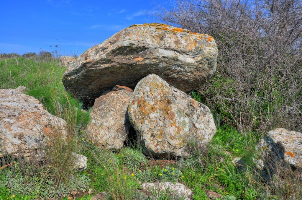 A Dolmen at Gamla