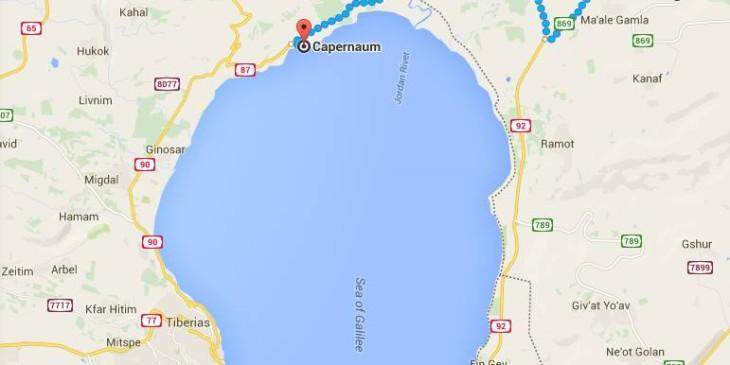 Gamla_to_Capernaum