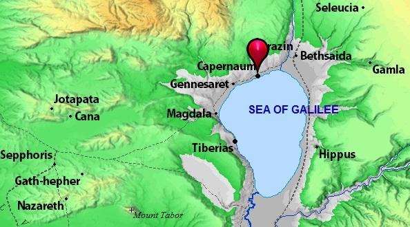 Capernaum Region